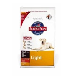 HILL'S Canine Adult Light Chicken Large Breed 2x12kg