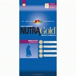 NUTRA GOLD Indoor Kitten 1kg